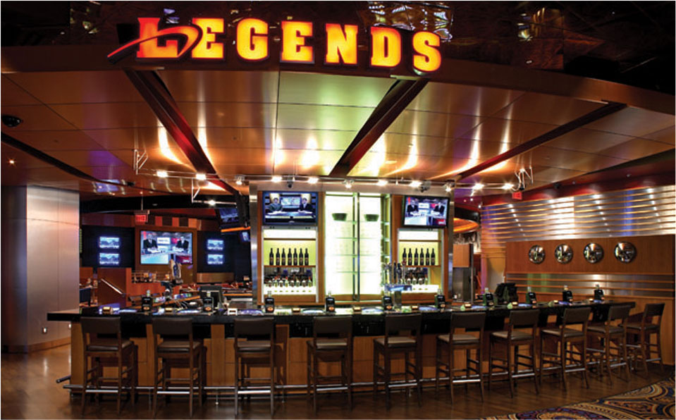 Legends Sports Bar - Windsor, On
